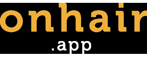 BECOME A CONTRIBUTOR – onhair app